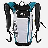 OLSUS Multi-Function 20L Bike Mountaineering Hiking Sports Water Bag Backpack - Blue