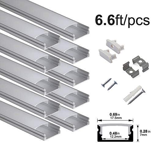 hunhun-10-pack-66ft-2meter-u-shape