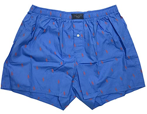 Polo Ralph Lauren Polo Player Woven Boxers (Small)