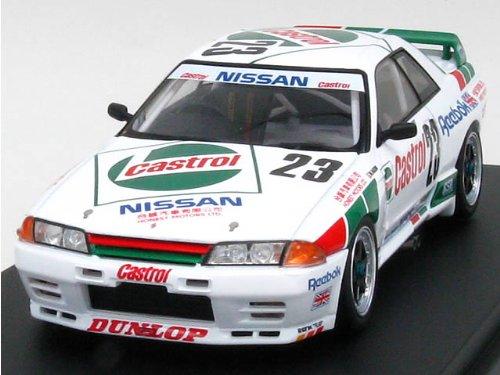 1/43 ベルテンポ特注 カストロール スカイライン GT-R 1990 マカオGPギアレース Winner No.23 8082