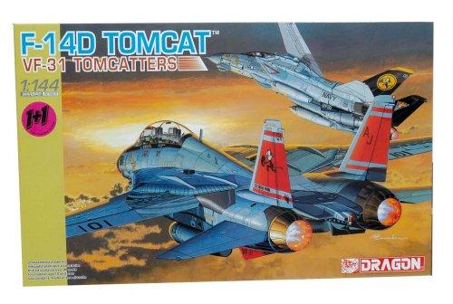 (1/144 F-14D Super Tomcat Twn)