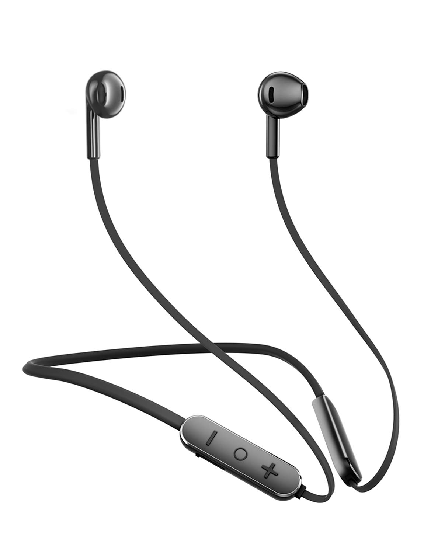 Bluetooth Headphones,GUSGU Bluetooth 5.0 Wireless Headphones with Microphone Waterproof Running Headphones,HD Stereo Bluetooth Wireless Earphones for Workout,Running,Gym (Comfy & Fast Pairing) by GUSGU