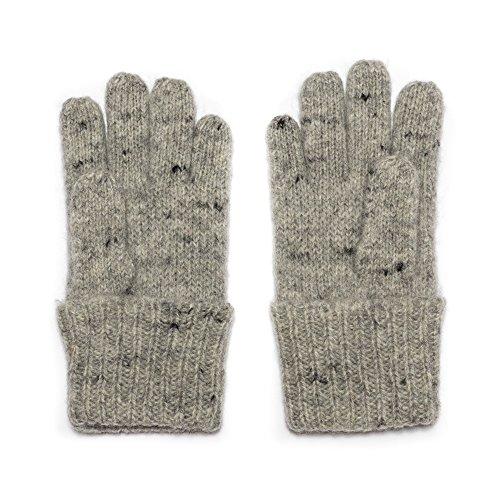 Dachstein Woolwear Wool Gloves (6.5, Grey)