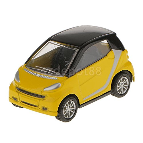 yellow-143-fortwo-smart-alloy-die-cast-model-toy-car-collection