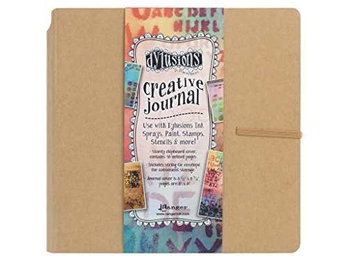 Ranger Square Dylusions Creative Journal ()