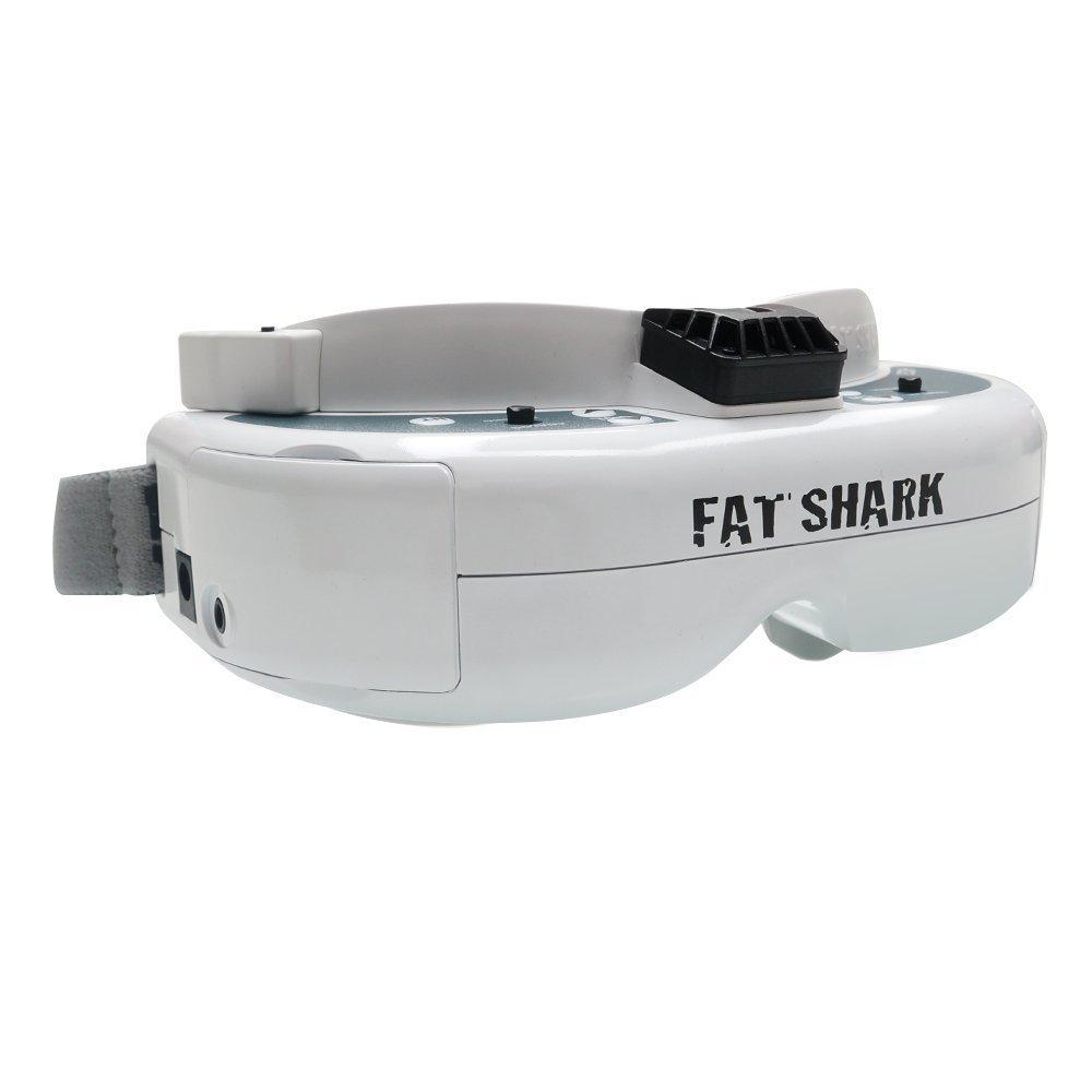 2018 Newest Version! Fat Shark FSV1076-02 Dominator HD3 Core Modular 3D FPV Goggles Headset FAT SHARK by FANCYWING