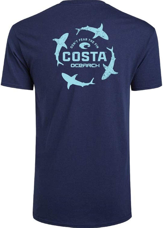 Costa Del Mar OCEARCH Circle Shark Short Sleeve T-Shirt