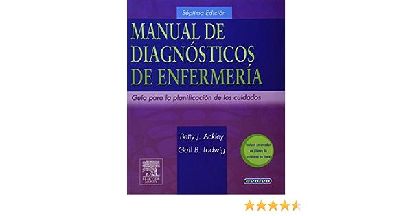 Manual De Diagnósticos De Enfermería Guía Para La Planificación De Cuidados Spanish Edition 9788481749397 Medicine Health Science Books