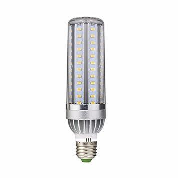 HUANGLP Bombilla LED Luz De Maíz E27 25W 35W 45W Ventilador De Lluz De Maíz De