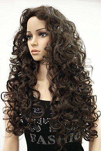 Buy wig long curly