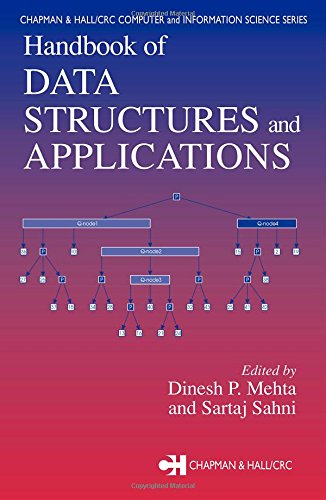 Handbook of Data Structures and Applications (Chapman & Hall/CRC Computer and Information Science Series) by Brand: Chapman and Hall/CRC