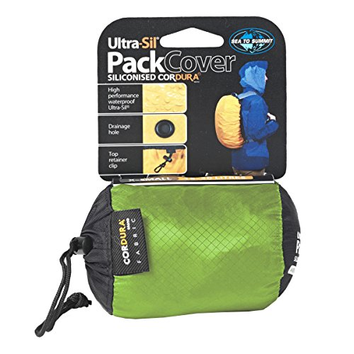 Sea To Summit Ultra-Sil Pack Cover – Lime Green Medium