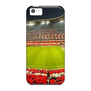 LJF phone case Elaney OAk2332RIBO Protective Case For iphone 6 plus 5.5 inch(champions League Semifinal Bayern Munich Vs Lyon)
