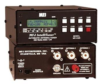 MFJ-929 Auto tuner, 200W