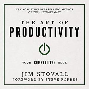 The Art of Productivity Audiobook