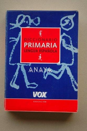 Diccionario de primaria de la lengua espanola / Elementary Dictionary of the Spanish Language (Spanish Edition) by Brand: Lectorum Publications