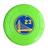 SYYFB Unisex Draymond 23# Green Basketball Player Outdoor Game Frisbee Flyer Frisbee KellyGreen