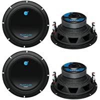 4) New Planet Audio AC8D 8 4800 Watt Car Subwoofers Power Sub Woofer DVC 4 Ohm
