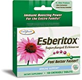 Enzymatic Therapy Esberitox Chewable Tablets, supercharged echinacea, great-tasting, 100 chewable tablets For Sale