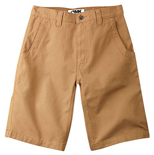 Mountain Khakis Men's Alpine Utility Shorts, Ranch, 36 x 11