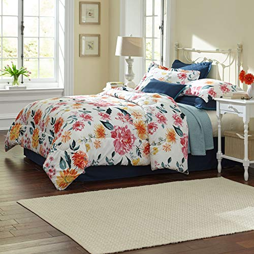 BrylaneHome Bh Studio Chloe Floral 3-Pc. Comforter Set
