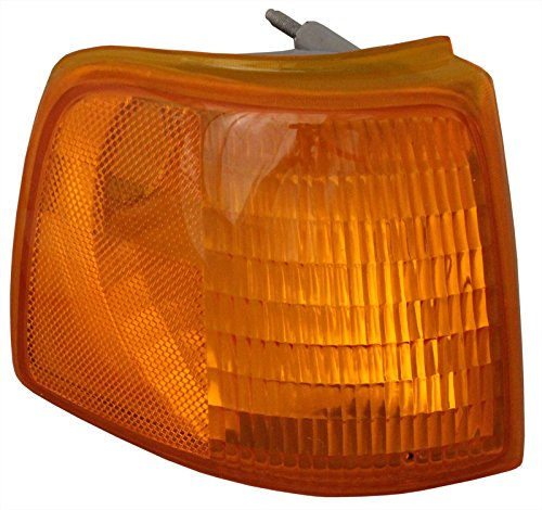 93-97 Ford Ranger Corner Light Turn Side Marker Signal Lamp Right Lens & Housing -