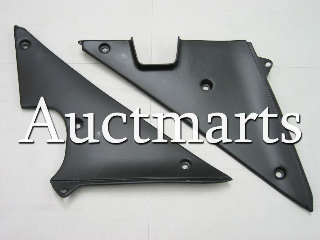 Auctmarts Injection Fairing Kit ABS Plastics Bodywork with FREE Bolt Kit for Suzuki GSXR600 GSX-R 600 K1 2001 2002 2003 Blue Green Movistar P//N:2a6