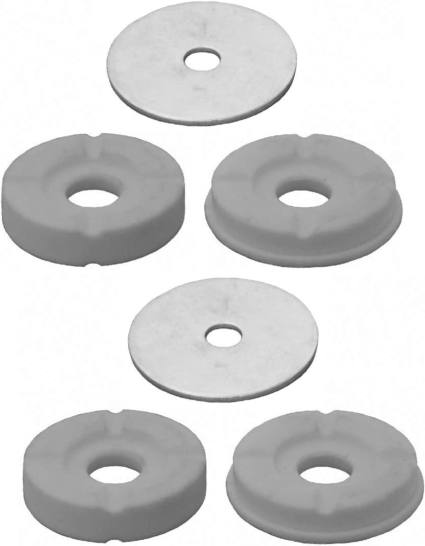 Pair Set of 2 Front KYB Strut Mounts Kit For E70 E71 E72 X5 X6 Excludes Electronic Suspension
