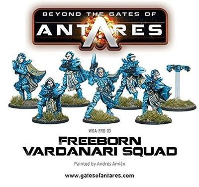 Beyond The Gates Of Antares - Freeborn Vardanari Squad from Warlord Games