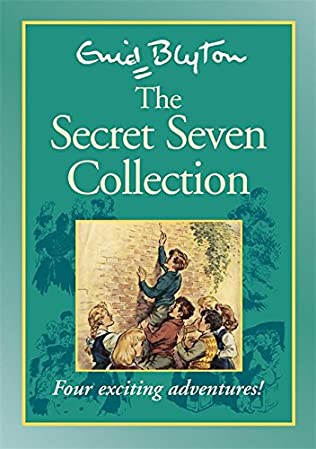 book cover of Secret Seven Collection