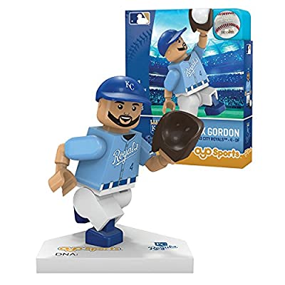 Alex Gordon OYO MLB Kansas City Royals G5 Generation 5 Mini Figure