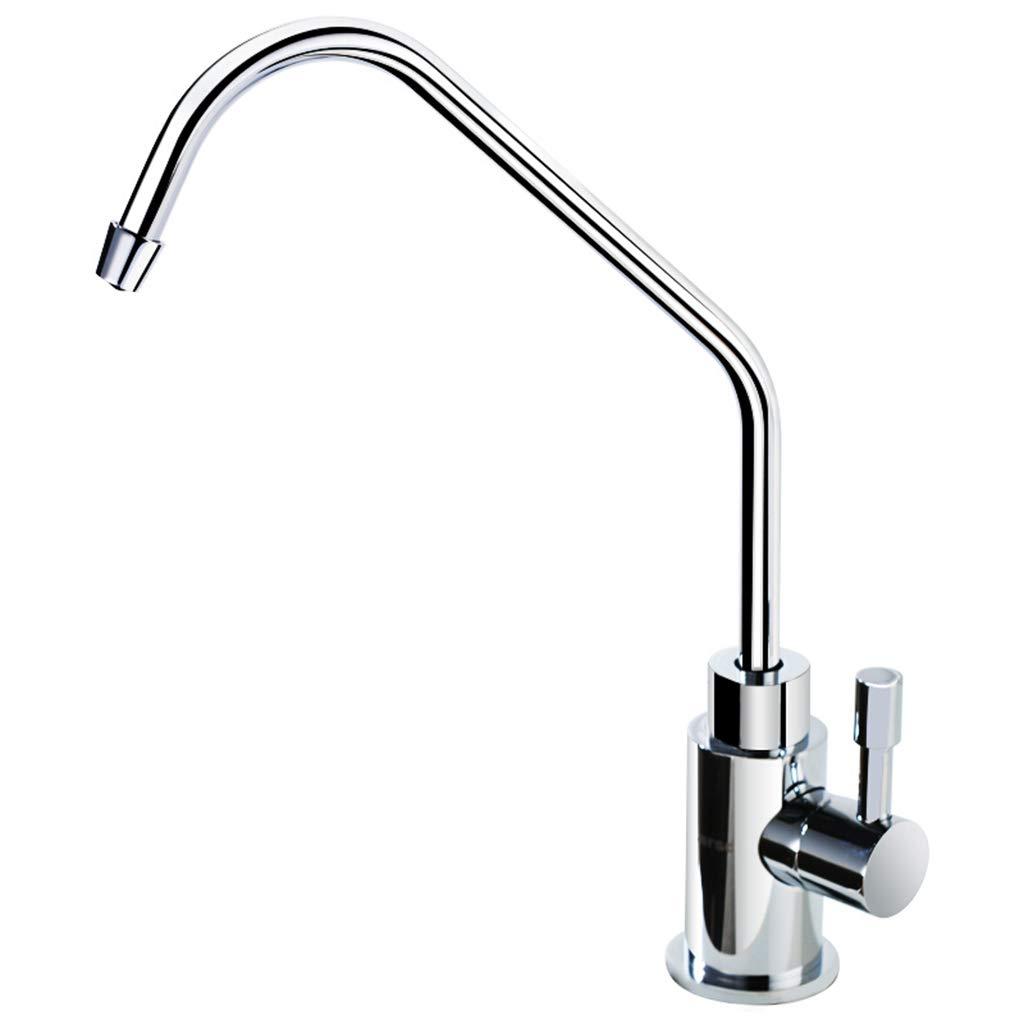 Yxx max Copper Kitchen Faucet Pure Faucet Household Water Purifier Faucet Sink Faucet