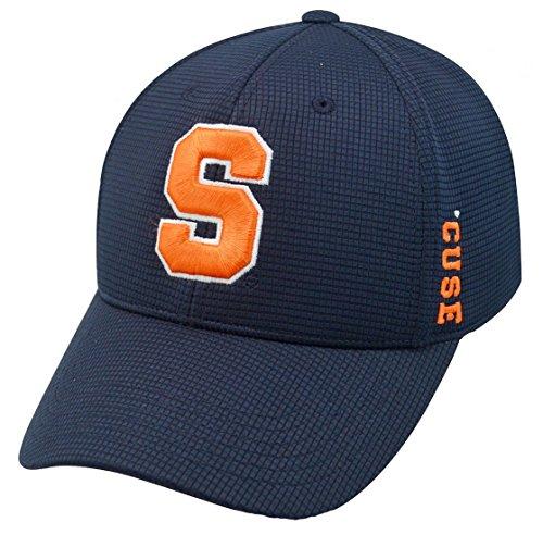 うめき声インカ帝国腹NCAA Syracuse Orangeブースタープラスメモリフィット帽子