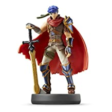 Ike amiibo - Wii U Super Smash Bros. Series Edition