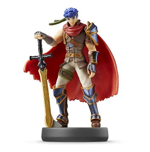 Ike amiibo Super Smash Bros