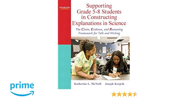 Amazon.com: Supporting Grade 5-8 Students in Constructing ...
