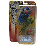 Justice League Unlimited Martian Manhunter, J'onn J'onzz, & Clear Martian Manhunter Action Figures