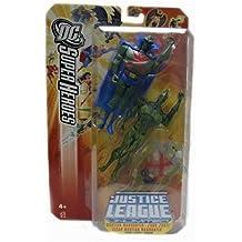 Justice League Unlimited Martian Manhunter, J'onn J'onzz, & Clear Martian Manhunter Action Figures