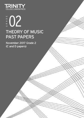 Theory Past Papers Grade 2 Nov 2017 (Trinity Rock & Pop 2018) ebook
