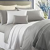 Simply Celeste Custom by Sferra - Simply Celeste-king Pillowcases Pair 22x42 (White)