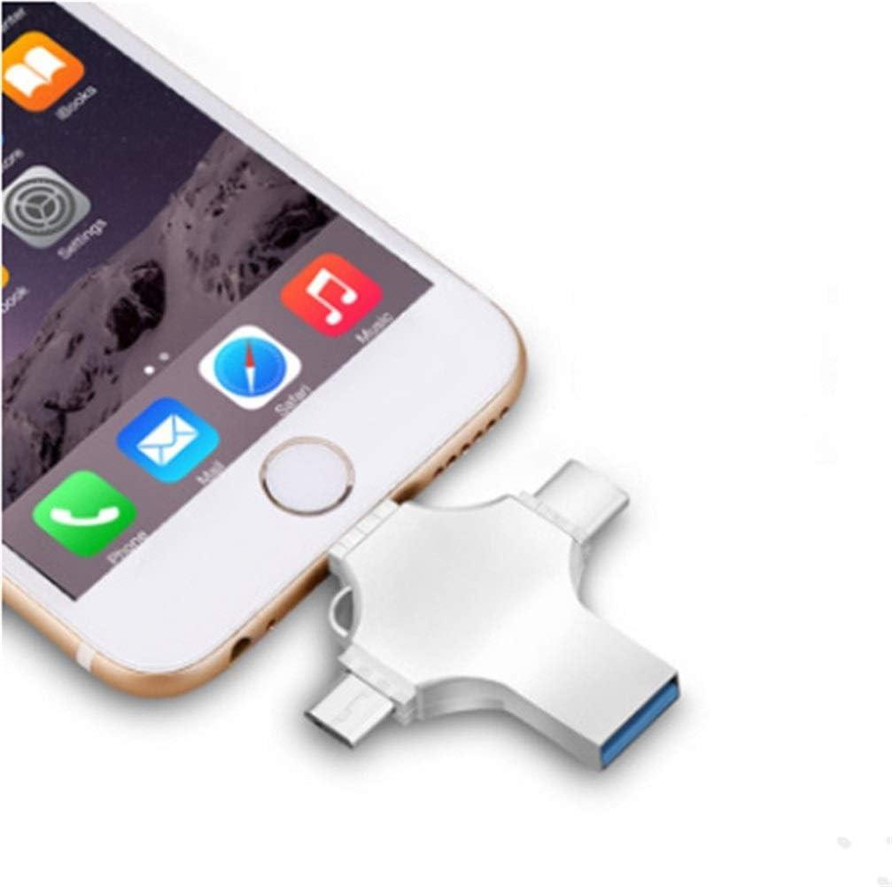 Metal Waterproof and Shockproof Computer USB Memory Stick Car USB Flash Drive Durable Capacity : 32GB HENGTONGTONGXUN 8GB USB2.0 Flashing Disk