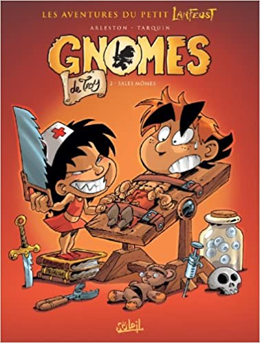 Gnomes de Troy T02 FRENCH
