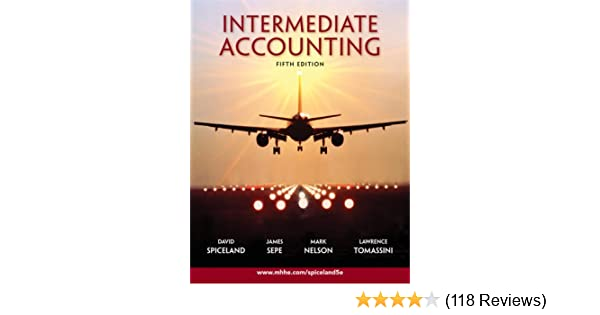 Amazon intermediate accounting fifth edition 9780077282073 amazon intermediate accounting fifth edition 9780077282073 j david spiceland james sepe mark nelson lawrence tomassini books fandeluxe Choice Image