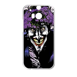 Horrible Monster Devil White HTC M8 case