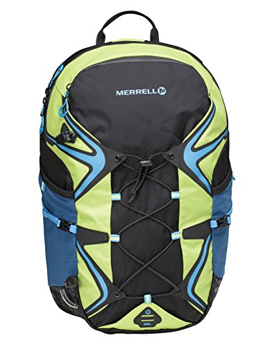 Merrell Performance Trail Backpack, Racer/Summer Green, One Size by Merrell