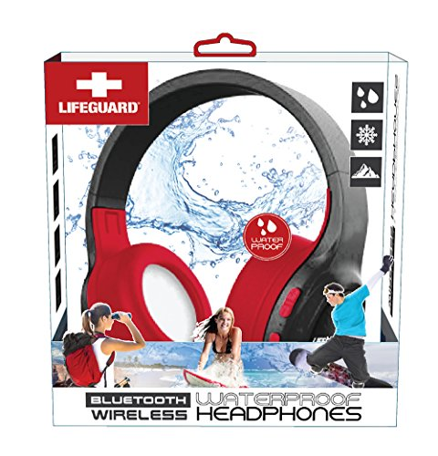 Lifeguard HP3-01029 Bluetooth Wireless, Waterproof...