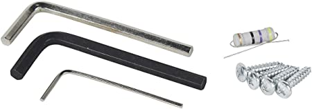 Rockville 0 Gauge 100/% Copper Amp Wire Kit+Dual Meter 50 Farad LED Capacitor
