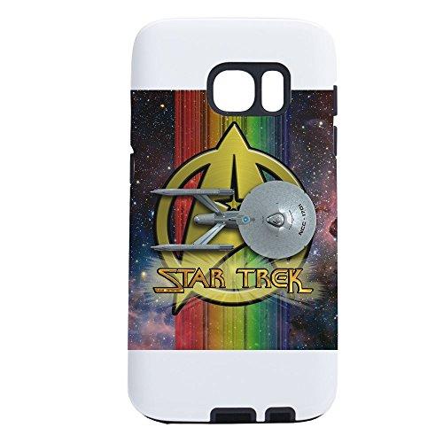 (CafePress - Star Trek: Refit Enterprise - Samsung Galaxy S7 Phone Case)