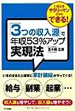Mittsu no shunyugen de nenshu gojusanpasento appu jitsugenho : Imadoki sarariman dakara dekiru.