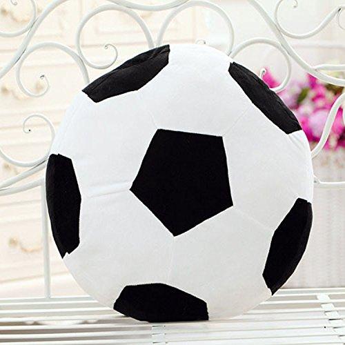 Juguete Lindo Almohada casera de cojín de fútbol Creativo ...